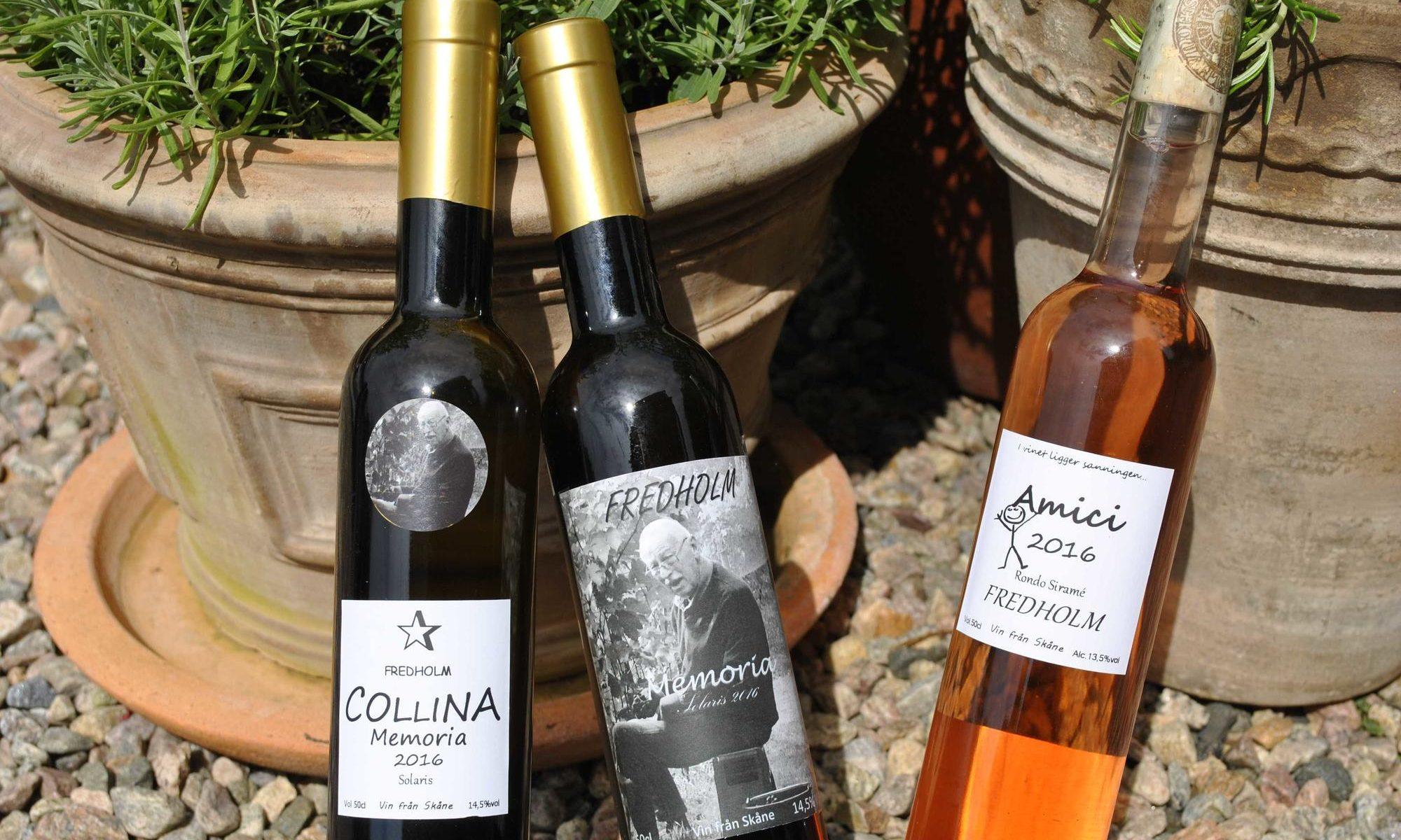 Våra viner 2017